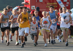 21st Annual Marine Corps League 5-K Race and Walk