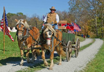 Adams County Heritage Days & Pioneer shoot