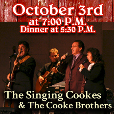 The Singing Cookes & The Cooke Brothers