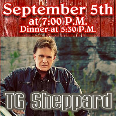 TG Sheppard