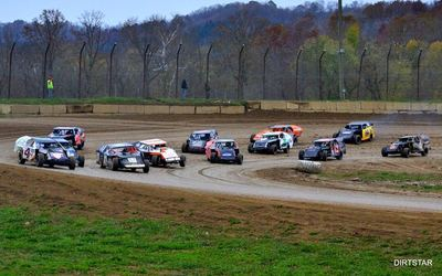 17th Season Opener Brush Creek Motorsports Complex & Fireworks