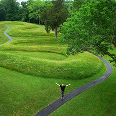 Summer Solstice at Serpent Mound