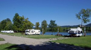 Camping - Adams County, Ohio - A Patchwork of History and