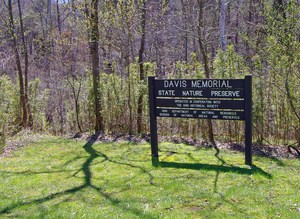 Davis Memorial State Nature Preserve