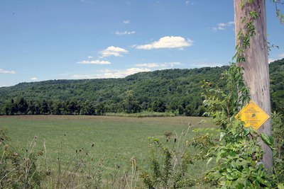 Hunting at the Edge of Appalachia Preserve in Adams County