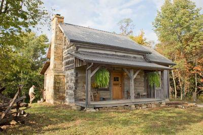 Behm Mountain Cabin