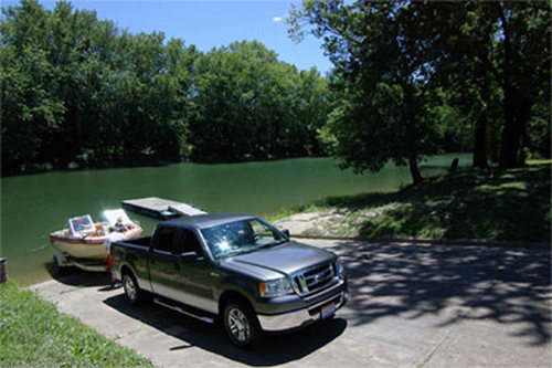 Brush Creek Boat Ramp & Campground