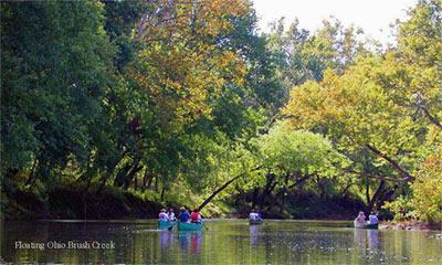 Ohio Brush Creek public access