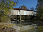 Harshaville Covered Bridge