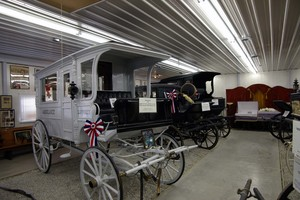 William Lafferty Memorial Funeral and Carriage Collection
