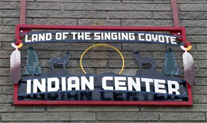 Land of the Singing Coyote Indian Center