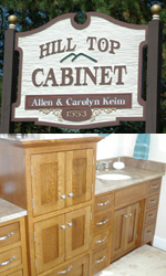 Hill Top Cabinet
