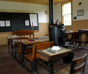 The Page One-Room Schoolhouse Museum